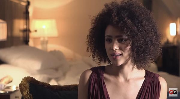 Nathalie Emmanuel Talks To GQ About Who She Would Date From 'Game of Thrones'