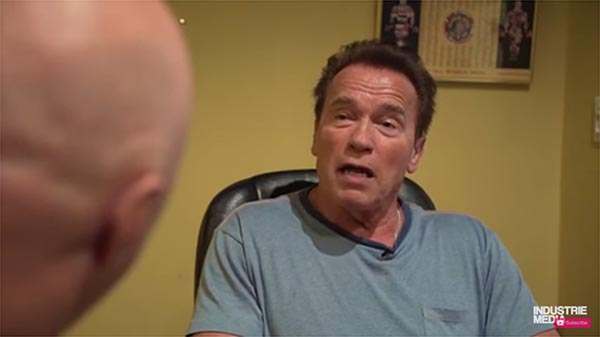 Arnold Schwarzenegger Talks About Being Driven, His Businesses, Physical Fitness, Politics And Much More