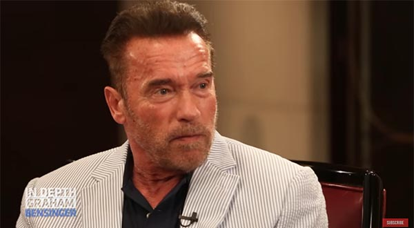 Arnold Schwarzenegger Talks About Lucille Ball Recruiting Him For One Of His First TV Appearances