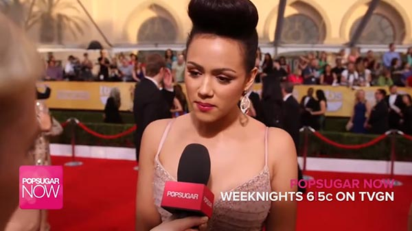 Nathalie Emmanuel Talks To POPSUGAR About A Horse On The Set Of 'Game Of Thrones' And Jaime Lannister's New Haircut