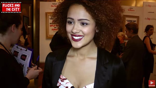 Flicks And The City Ask Nathalie Emmanuel About Beyonce, Emilia Clarke, And Season 4 Of 'Game Of Thrones'