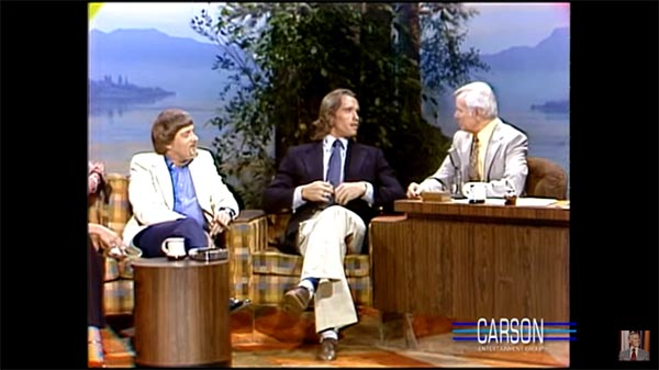 Johnny Carson Interviews Arnold Schwarzenegger About Exercising Everday And Arnold Shares Ideas for Women Exercises