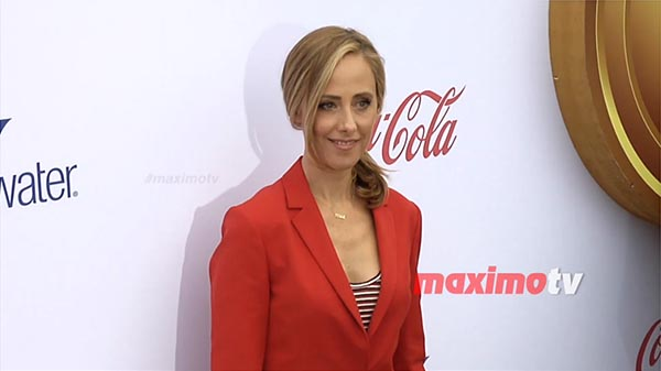 Kim Raver Arrives At The 6th Annual 'Gold Meets Golden' Event In West Hollywood